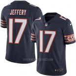 Camiseta Chicago Bears Jeffery Profundo Azul Nike Legend NFL Hombre