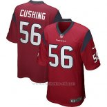 Camiseta Houston Texans Cushing Rojo Nike Game NFL Hombre
