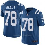 Camiseta Indianapolis Colts Kelly Azul Nike Legend NFL Hombre