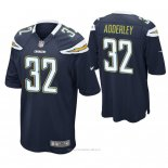 Camiseta NFL Game Hombre San Diego Chargers Nasir Adderley Azul2