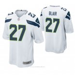 Camiseta NFL Game Hombre Seattle Seahawks Marquise Blair Blanco