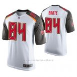 Camiseta NFL Game Hombre Tampa Bay Buccaneers Cameron Brate Blanco