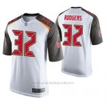 Camiseta NFL Game Hombre Tampa Bay Buccaneers Jacquizz Rodgers Blanco