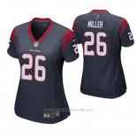 Camiseta NFL Game Mujer Houston Texans Lamar Miller Azul