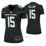 Camiseta NFL Game Mujer New York Jets Josh Bellamy Negro