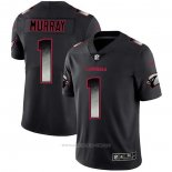 Camiseta NFL Limited Arizona Cardinals Murry Smoke Fashion Negro