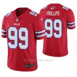 Camiseta NFL Limited Hombre Buffalo Bills Harrison Phillips Rojo Color Rush