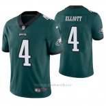 Camiseta NFL Limited Hombre Philadelphia Eagles Jake Elliott Verde Vapor Untouchable