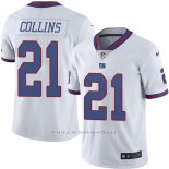 Camiseta New York Giants Collins Blanco Nike Legend NFL Hombre
