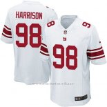 Camiseta New York Giants Harrison Blanco Nike Game NFL Nino