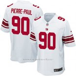Camiseta New York Giants Pierre Paul Blanco Nike Game NFL Nino