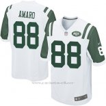 Camiseta New York Jets Amaro Blanco Nike Game NFL Nino