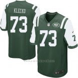 Camiseta New York Jets Klecko Verde Nike Game NFL Nino