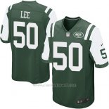 Camiseta New York Jets Lee Verde Nike Game NFL Nino