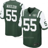 Camiseta New York Jets Mauldin Verde Nike Game NFL Nino