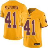 Camiseta Washington Redskins Blackmon Amarillo Nike Legend NFL Hombre