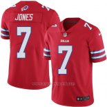 Camiseta Buffalo Bills Jones Rojo Nike Legend NFL Hombre