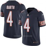 Camiseta Chicago Bears Barth Profundo Azul Nike Legend NFL Hombre