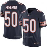 Camiseta Chicago Bears Freeman Profundo Azul Nike Legend NFL Hombre