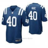 Camiseta NFL Game Hombre Indianapolis Colts Spencer Ware Azul