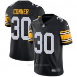Camiseta NFL Game Pittsburgh Steelers 30 James Conner Alternate Negro