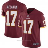 Camiseta NFL Game Washington Redskins 17 Terry McLaurin Rojo