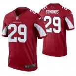 Camiseta NFL Legend Hombre Arizona Cardinals 29 Chase Edmonds Rojo