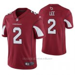 Camiseta NFL Limited Hombre Arizona Cardinals Andy Lee Vapor Untouchable
