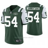 Camiseta NFL Limited Hombre New York Jets Avery Williamson Verde Vapor Untouchable