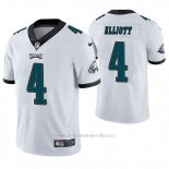 Camiseta NFL Limited Hombre Philadelphia Eagles Jake Elliott Blanco Vapor Untouchable