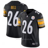 Camiseta NFL Limited Hombre Pittsburgh Steelers 26 Bell Negro