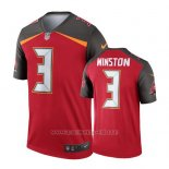 Camiseta NFL Limited Hombre Tampa Bay Buccaneers Jameis Winston Rojo