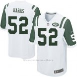Camiseta New York Jets Harris Blanco Nike Game NFL Nino