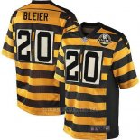Camiseta Pittsburgh Steelers Bleier Amarillo Nike Game NFL Nino
