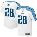 Camiseta Tennessee Titans Huff Blanco Nike Elite NFL Hombre