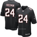 Camiseta Atlanta Falcons Freeman Negro Nike Game NFL Nino