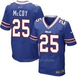 Camiseta Buffalo Bills McCoy Azul Nike Elite NFL Hombre