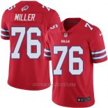 Camiseta Buffalo Bills Miller Rojo Nike Legend NFL Hombre