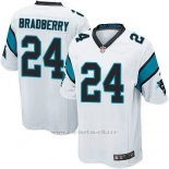 Camiseta Carolina Panthers Bradberry Blanco Nike Game NFL Hombre