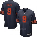 Camiseta Chicago Bears Gould Azul Nike Game NFL Hombre