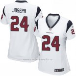 Camiseta Houston Texans Joseph Blanco Nike Game NFL Mujer