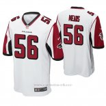 Camiseta NFL Game Hombre Atlanta Falcons Steven Means Blanco
