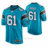 Camiseta NFL Game Hombre Carolina Panthers Matt Paradis Azul