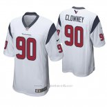Camiseta NFL Game Hombre Houston Texans Jadeveon Clowney Blanco