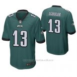 Camiseta NFL Game Hombre Philadelphia Eagles Nelson Agholor Verde