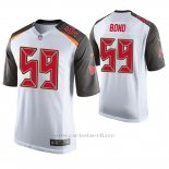 Camiseta NFL Game Hombre Tampa Bay Buccaneers Devante Bond Blanco