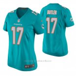 Camiseta NFL Game Mujer Dolphins Brice Butler Verde