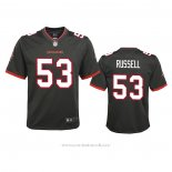 Camiseta NFL Game Nino Tampa Bay Buccaneers Chapelle Russell Alterno 2020 Gris