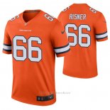 Camiseta NFL Legend Denver Broncos Dalton Risner Color Rush Naranja