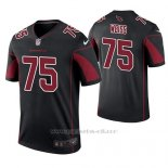 Camiseta NFL Legend Hombre Arizona Cardinals Brant Weiss Negro Color Rush